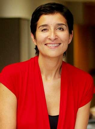 La periodista Fernanda Tabar�s, nueva delegada de  La Voz de Galicia en Vigo