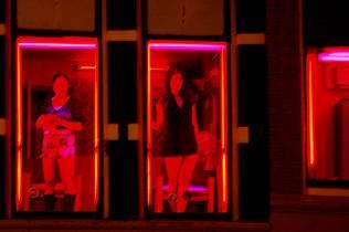 escaparates de prostitutas putas calle