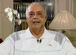 José Luis Moreno: «Pensé que todo era una broma»