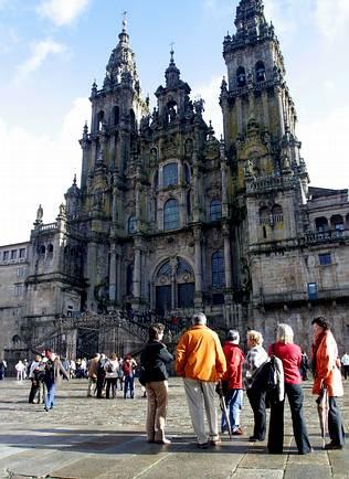 Galicia recibi� un 8% m�s de turistas durante el 2007