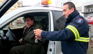 Protección Civil de Boiro realizó durante el pasado año una media de nueve intervenciones diarias