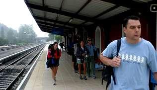 Sarria-Lugo: �en bus, tren o coche?
