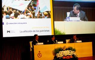30/06/08 Roberto Blanco presenta su libro