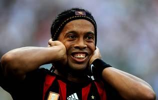 Ronaldinho se estrena en San Siro con derrota 632252-01-07