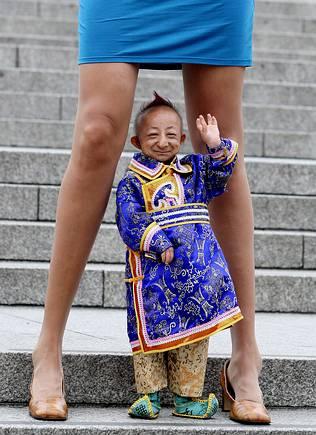Las piernas más sexys del mundo