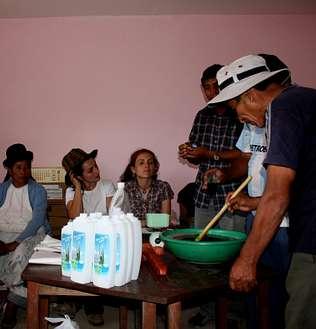 Pr�xima asignatura para la nueva Bolivia