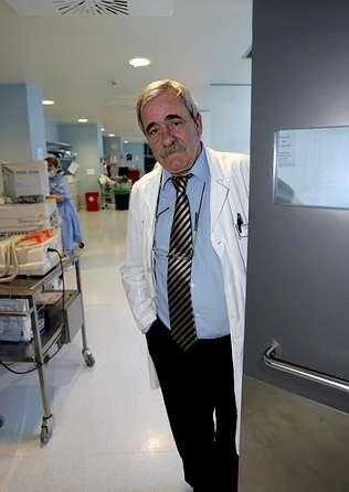 Vigo es referencia en Espa�a para cirug�a de colon, recto y ano
