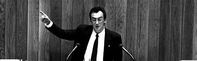 Laxe, en marzo del 89