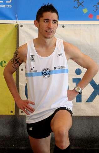 Gustavo Nieves establece un nuevo r�cord mundial paral�mpico en el gallego de 10.000 metros