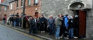 La crisis destroza el milagro irlandés