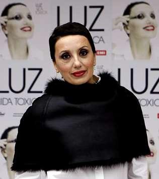 Luz Casal recibir� la medalla de las Artes y las Letras de Francia coincidiendo con el lanzamiento de su nuevo disco