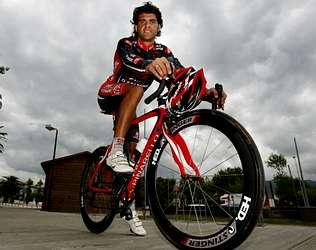 �scar Pereiro: �Seguir� en el ciclismo al menos un a�o m�s�