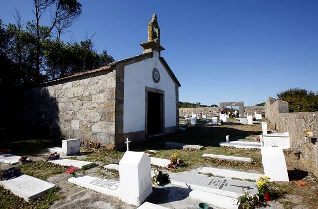 Resultado de imagen de isla de ons cementerio