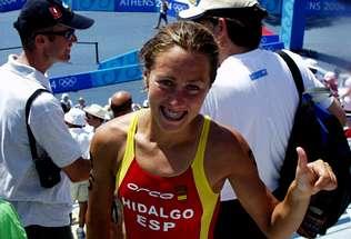 Pilar Hidalgo deja el deporte por una dolencia que casi le cuesta la vida