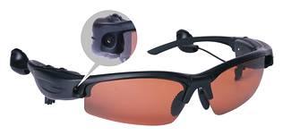 Gafas, cámara y MP3 en uno
