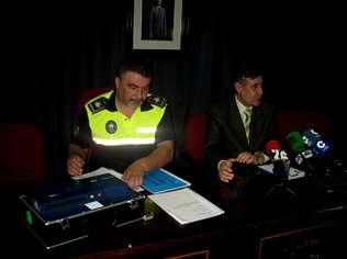 La Polic�a Local de O Carballi�o vigilar� con radar la velocidad en las calles del casco urbano