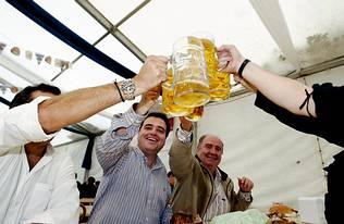 Espa�a, cuarto pa�s de Europa en producci�n y en consumo de cerveza
