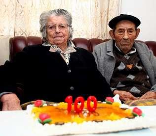 De vida 100 a�os y de amor... 68