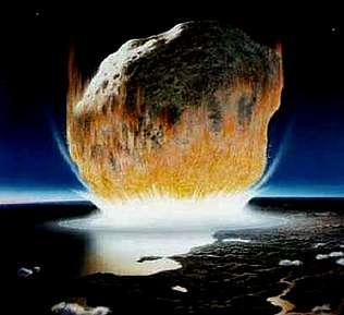 Definitivamente, un meteorito extinguió a los dinosaurios