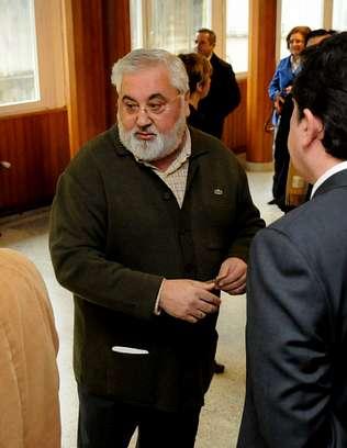Condenan al alcalde de Portas a un a�o de suspensi�n por contratar obras a sus empresas