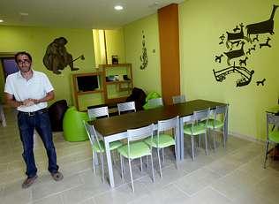 Abre en Mougás el primer albergue turístico del Val Miñor