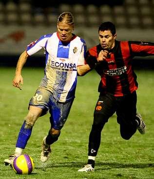 El Pontevedra se refuerza con el defensa del Espa�ol B Aitor Fern�ndez