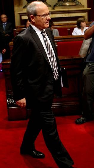 Montilla pide disculpas a los gallegos por su alusión de ayer en el Parlament