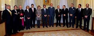 Bugallo cuenta con Zapatero para el Patronato a mediados de diciembre
