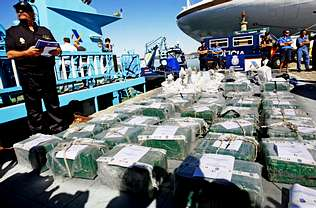 Galicia recupera el protagonismo en el tráfico internacional de cocaína