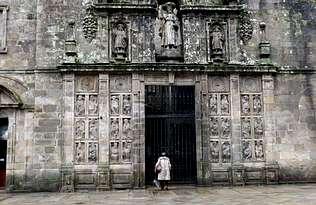 La catedral todav�a padece la resaca del a�o jacobeo