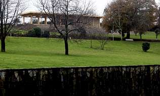 La Alameda será el único gran parque de la ciudad sin cafetería