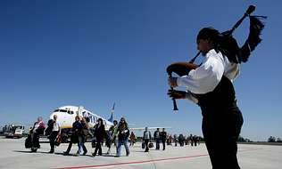 El turismo notar� un baj�n de un 30% por la falta de vuelos a Europa