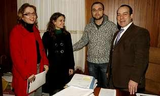 Los municipios de Camariñas y Offida comienzan los contactos para un hermanamiento