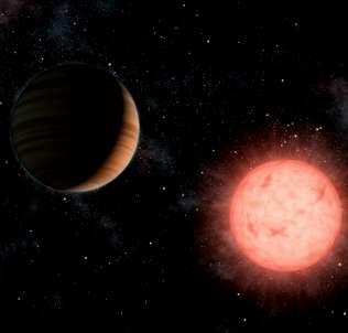 La NASA descubre el planeta más pequeño fuera del sistema solar