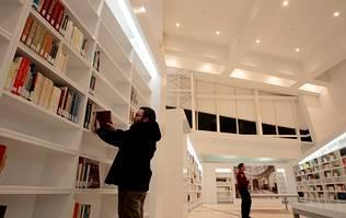 La Xunta se da 20 a�os para llenar la biblioteca del Gai�s