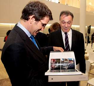 Feijoo vincula el �xito del Xacobeo y su victoria electoral