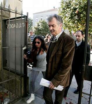 El alcalde de Caldas niega que desobedeciese al juez