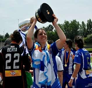Boquete, la reina del gol