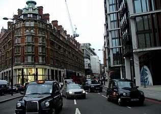 Una inversión gallega en el corazón del lujo londinense