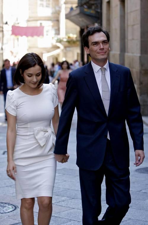 boda de la hija de adolfo dom nguez