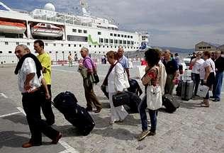 El bum del turismo de cruceros hace florecer nuevos negocios