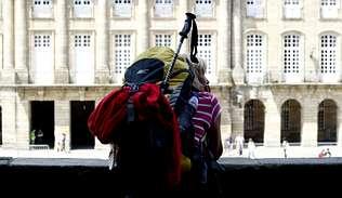 Santiago recibió durante el mes de junio a 25.239 peregrinos