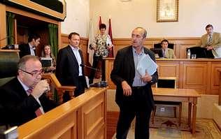 La oposici�n vuelve al Consorcio tras cerrar un pacto con el PP