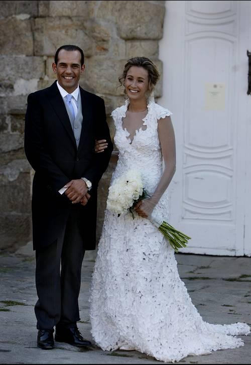 La boda de la hija de adolfo dom nguez for Adolfo dominguez hijas