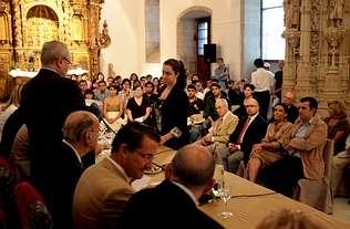 Santiago honra al alumnado de M�sica en Compostela
