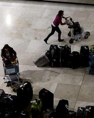 El personal de tierra anuncia dos d�as de huelga aeroportuaria en Espa�a