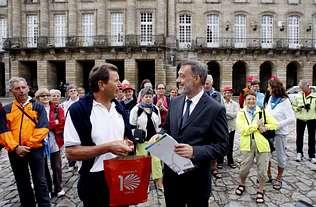 El Camino suma ya 130.000 peregrinos