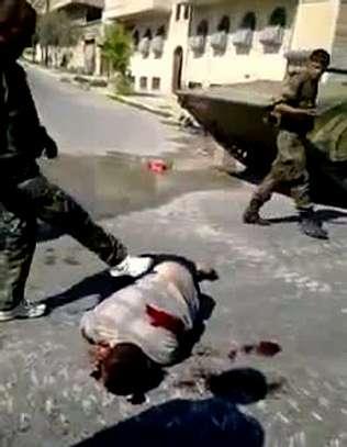 Francia acusa al régimen sirio de crímenes contra la humanidad
