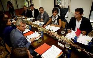 Rueda confirma que en el 2012 el mercado de Amio estar� en Silleda