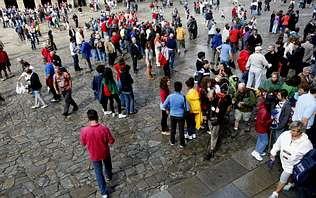 Un informe revela que hay al menos 600 plazas ilegales para turistas